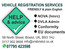 Vehicle registration services independent certificate of conformity icoc certification of document copies french clean air stickers yadclub Choice Image